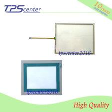 Touch screen for 6AV6542-0AB15-1AX0 6AV6 542-0AB15-1AX0 MP270B 10 with overlay