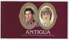 Commemorates the Marriage of Prince Charles Barbuda / Antigua, 1981 (BI#82A)