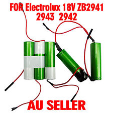 Battery Kit For Electrolux ErgoRapido 18V ZB2941 ZB2943 ZB2942 Vacuum clenaer
