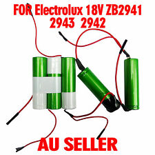 Battery Kit For Electrolux Ergo Rapido 18V ZB2941 ZB2943 ZB2942 Vacuum clenaer