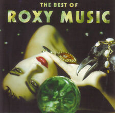 CD-ROXY MUSIC / Best of/ 18 Songs/ 2001