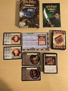 Harry Potter Trading Card Game 2 Player Starter Set Used Aus Seller