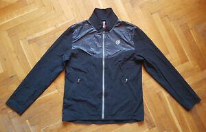 Assos Signature Trackjack Mesh Lined Cycling Jacket Men Size L