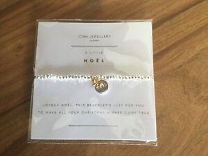 Joma Jewellery A Little Noel Christmas Bracelet