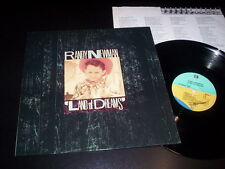 "Randy Newman ‎""Land Of Dreams"" LP inner Reprise Records ‎– WX 212 Europe 1988"
