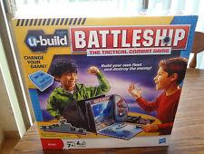 U-Build Battleship Game – Brand New