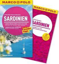 !! Sardinien Italien Sassari 2013 UNGELESEN Reiseführer mit Karte Marco Polo