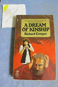 A Dream Of Kinship - Richard Cowper white bird of kinship # 2 OzSellerFasterPost