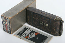 Agfa Ansco Readyset Royal No. 1 Camera with box
