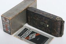 Agfa Ansco Readyset Royal No. 1 Camera with box