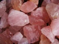 3000 Carat Lots of Unsearched Rose Amethyst Rough + a FREE faceted gemstone