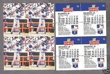 1993 Humpty Dumpty Mariners' Griffey Jr Proof Uncut (4)