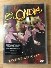 Blondie - Live By Request (DVD, 2004) Music DVD