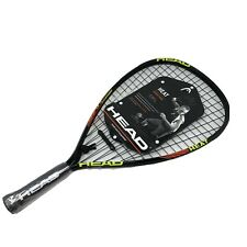 """Racquetball Racquet Head Heat CPS Ultimate Power Rocky Carson 22"""" NEW"""