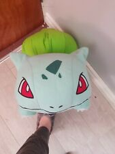 Extra Large Xl Pokemon Bulbasaur Bean Bag Toy Animal 2018 Green Sea creature