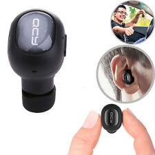 Mini Wireless Bluetooth Headset Stereo Earphone Headphone For Samsung HTC LG