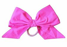 NEW Ivivva by Lululemon Let's Go Hair Bow Large Pink Ponytail Girls Women