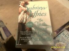 The Truth About Lord Stoneville by Sabrina Jeffries   2015  (r)