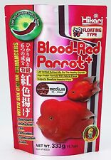 Hikari Blood Red Parrot+ Food Medium  Free Shipping