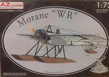 Morane WR, 1:72, azmodel, Monaco, Svezia, Plastica Kit Modello, Nuovo