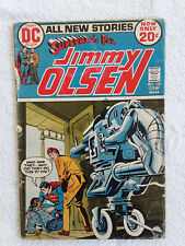 Superman's Pal, Jimmy Olsen #152 (Aug-Sep 1972, DC) Vol #19 VG