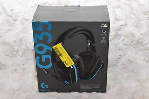 Logitech G935 Wireless 7.1 Surround Sound Gaming Headset LIGHTSYNC RGB |RC3