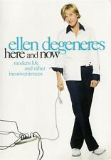 HBO ~ Ellen DeGeneres ~ Here and Now ~ DVD ~ FREE Shipping Within USA