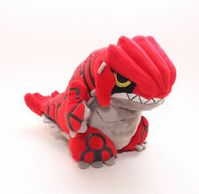 Pokemon Character 6inch Groudon Plush Soft Doll Lovely Toy US Shipped