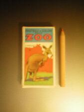 "SCATOLA  6 PASTELLI  ""ZOO - CANGURO"" N. 2006/6"