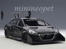1:18 AutoArt Peugeot 208 T16 Johny Peak Plain Body Black