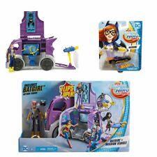 Mattel DC Super Hero Girls Batgirl & Mission Vehicle Playset NEW