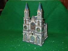 Dept Department 56 Old Trinity Church 58940 Christmas In The City 1998