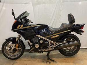 1989 Yamaha FJ