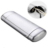 Hard Metal Glasses Spectacle Storage Aluminum Sunglasses Case Protector Case Box