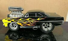 Funline 2001 Muscle Machines-57 Chevy-CHEVROLET FLAMES-    5665