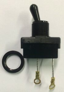 Oster Replacement Power Switch for Classic 76, A-5, Pwr Line w/ free Switch Nut
