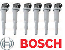 Set of 6 Bosch Ignition Coil for BMW Models with Delphi Version Coil 12138616153
