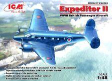 BEECHCRAFT C-45 (F) Expeditor II (RAF & Royal Navy marcature) 1/48 ICM