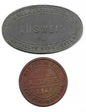 WWII Fantasy Tokens