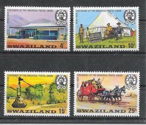 g874 SWAZILAND/ UPU 74 MiNr 214/17 **
