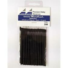 Albion Alloys Microbrush Applicators Regular Brush x 25 Brushes