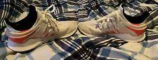 ADIDAS EQUIPMENT Adv 91-16 Gray/White/Orange Sneakers Running Shoes Mens 10.5 👟