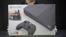 Xbox ONE S Console 500GB Battlefield 1 Special Edition Grey - 'The Masked Man'