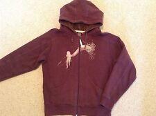 Gul Women's Zip up Hooded Fleece Purple size 14