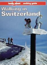 Walking in Switzerland (Lonely Planet Walking Guides),Clem Lin ,.9780864423276