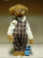 "Vintage Advantage Bears by Geri Williams - ""Bubba Rocky"" Teddy Bear"