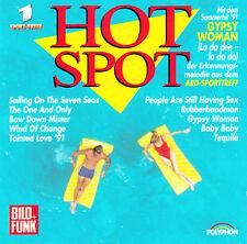 HOT SPOT - CD des ARD Sport-Treff  -  Polyphon 1991