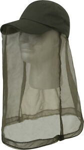 Operator Hat With Full Mosquito Netting Protection Anti Bee Netting Cap