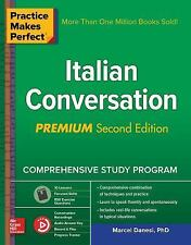 Practice Makes Perfect: Italian Conversation, Premium Second Edition (Paperback