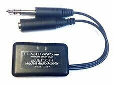 Bluetooth Headset Interface for ForeFlight & Garmin Pilot AUDIO ALERTS
